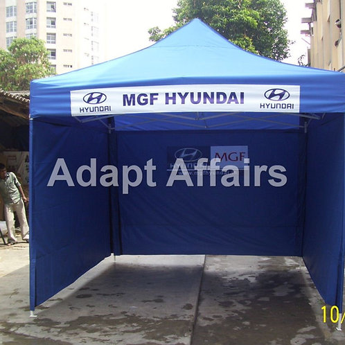Promotional Tents For Hyundai