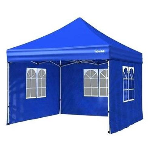 10 x 10 Feet Gazebo Tent with European style windows