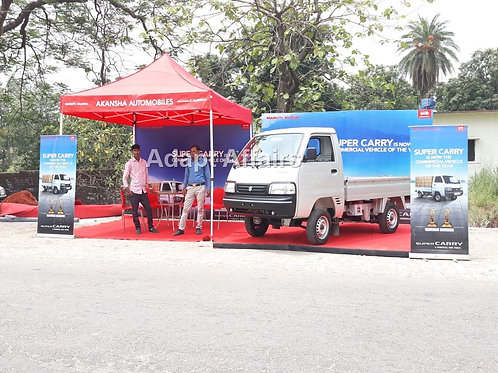 Promotional Tents for Honda