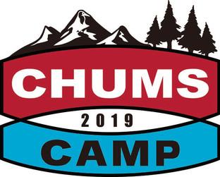 CHUMS CAMP 2019開催決定!