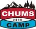 CHUMS CAMP 2019 ご来場いただく皆様へ。