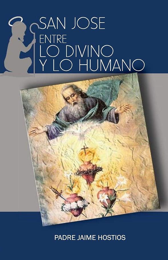 Libro San Jose entre lo humano y lo Divi