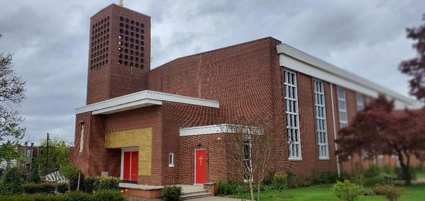 St Joseph Pro-Cathedral Church, Camden NJ