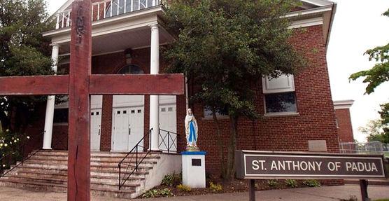 St Anthony of Padua Church, Camden NJ