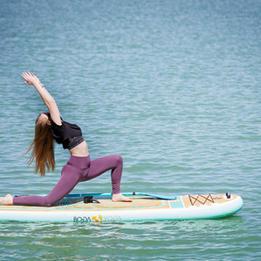 Intermediate SUP Yoga