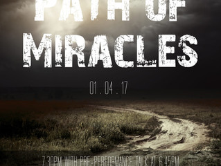 Alex Knox: heightening the drama of Joby Talbot's 'Path of Miracles'