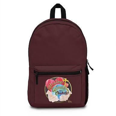 Backpack (Made in USA) LOGO