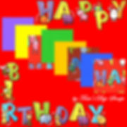 TDS0005 ~ Happy Birthday Animals Kit