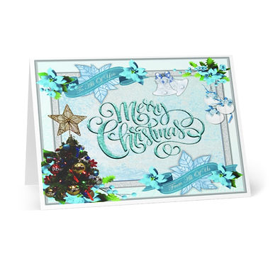 Christmas 20191224 Greeting Cards (8 pcs)