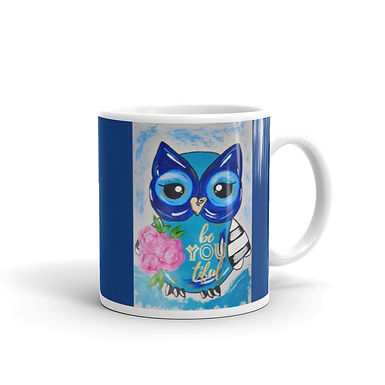 Mug beYOUtiful Owl #420