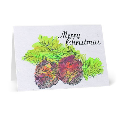 Christmas 20191212a Greeting Cards (8 pcs) #139