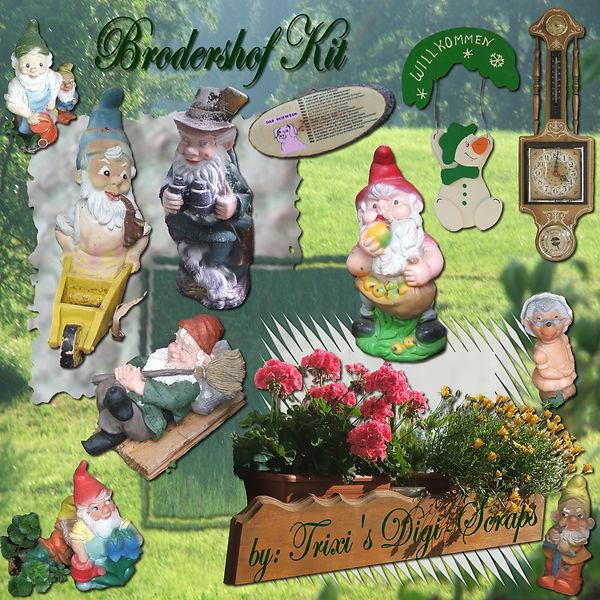 TDS0015 ~ Brodershof Kit
