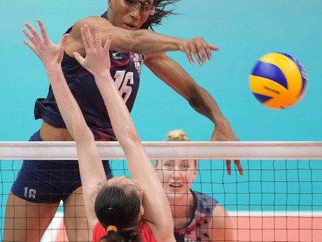 Athletes Unlimited takes unique approach launching women's pro volleyball in America
