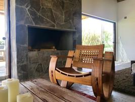 La decoración interior ha sido hecha con mucho cariño para ofrecer un espacio muy acogedor
