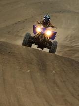 Cerros ideales para salir en moto, muy cerca a Quilmaná