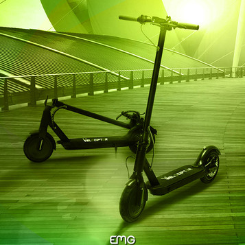 EMG Velociptor Electric Scooters