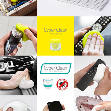 Cyber Clean: a New cleaning product brought to you Exclusively by Born Brands