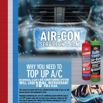 STP: The all new AIR-CON-IN-A-CAN!