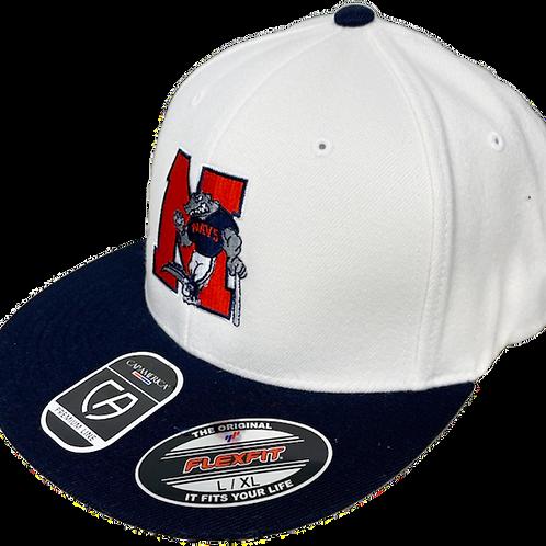 White Game Hat