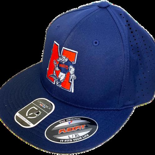 Blue Game Hat