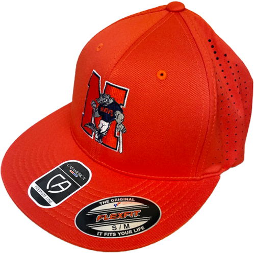 Orange Game Hat