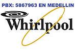 Contacto de reparacion de Lavadoras whirlpool en medellin
