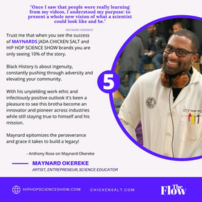 STEM Outreach - Black History Month