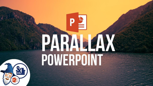 How to Create Parallax Effect in PowerPoint