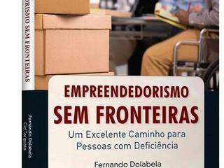 """Lançamento: """"Empreendedorismo sem fronteiras – Um Excelente Caminho para PCD"""""""