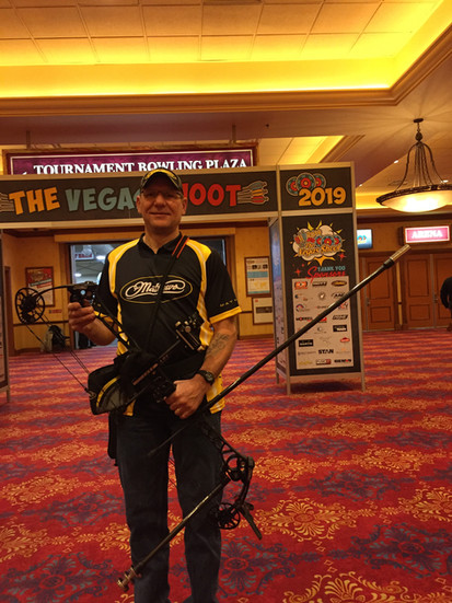 2019 Las Vegas Archery shoot