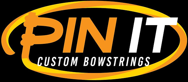 Pin It Custom Bowstrings Logo 1.5-01  00