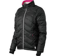 Women's Heated Puffer Jacket, Black