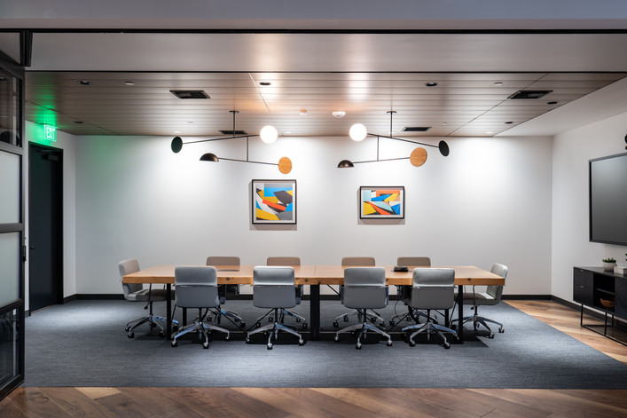 large conference table custom