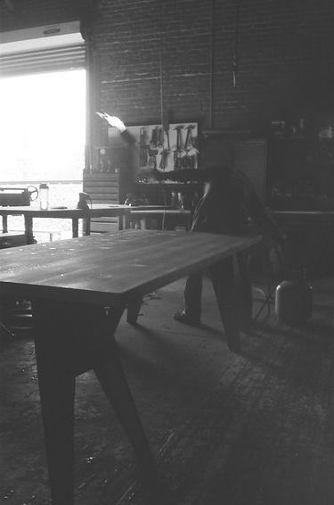 solid wood furniture woodshop los angele