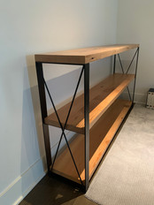 bookcases made from real wood