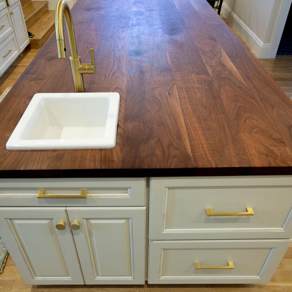 walnut wood countertops