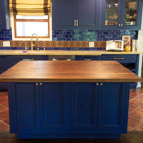 parkman woodworks walnut kitchen countertops
