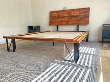handmade modern bed room furniture