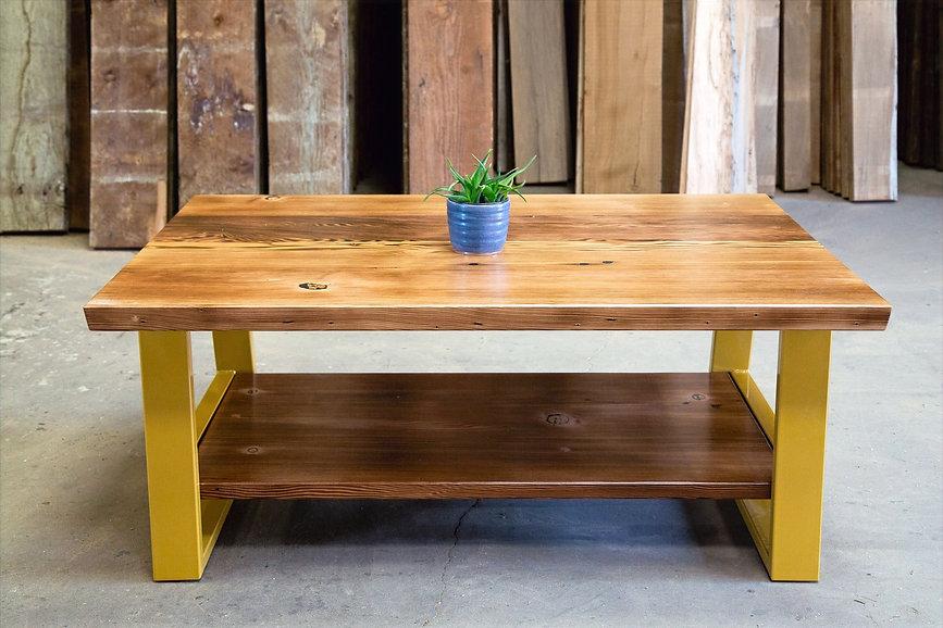 unique handmade coffee tables