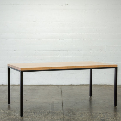 modern parsons dining table