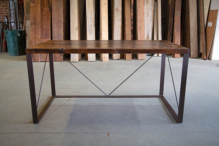 handmade work desks los angeles