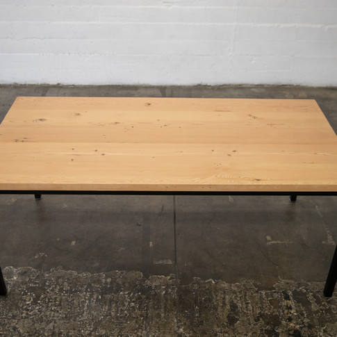 parsons dining table made in los angeles