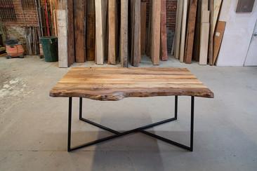 live edge table carpenters los angeles