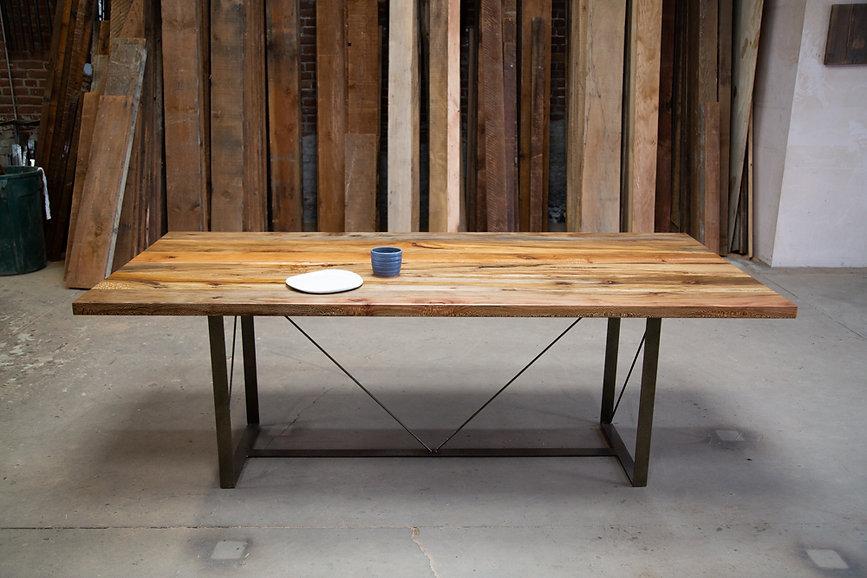 long hardwood dining tables woodland hills
