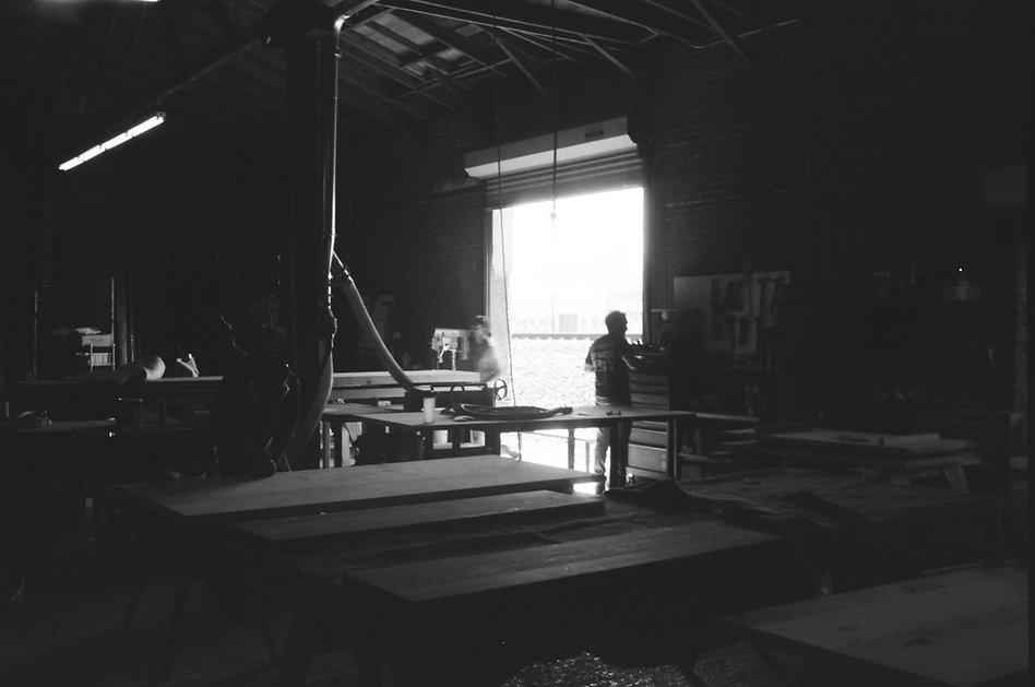 Parkman Woodworks furniture makers los a