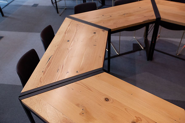 wood office computer desks