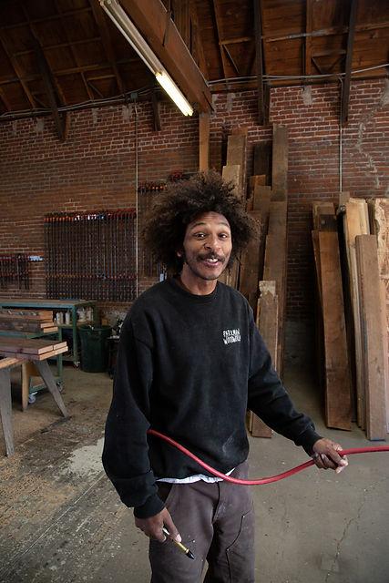 sustainable wood workers los angeles