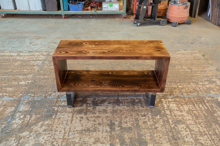 cutom made console table