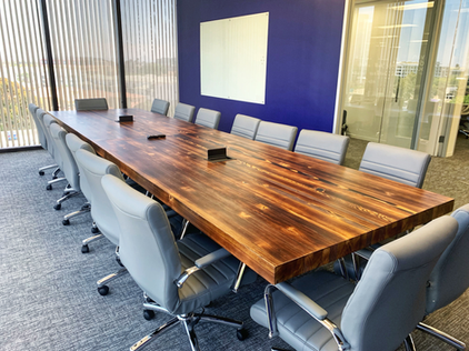 custom sized conference tables los angeles
