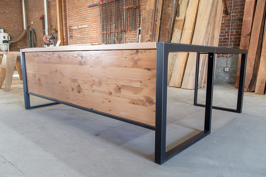 custom computer desk office furniture